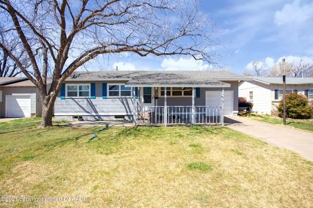 5132 Crockett St, Amarillo, TX 79110 (#21-1750) :: Elite Real Estate Group