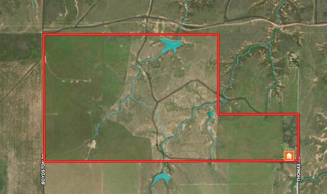 +/-256 Acres Thomas Road, Pampa, TX 79065 (#21-1755) :: Live Simply Real Estate Group