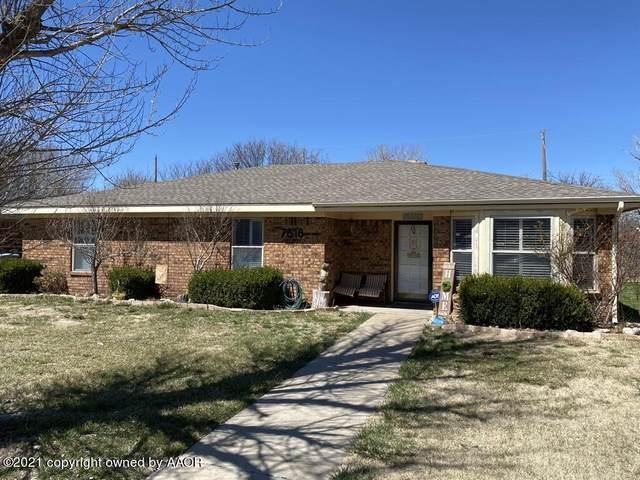 7618 Canode Dr, Amarillo, TX 79119 (#21-1783) :: Elite Real Estate Group