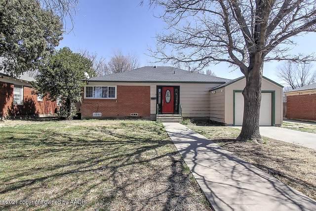 2021 Crockett St, Amarillo, TX 79109 (#21-1794) :: Elite Real Estate Group