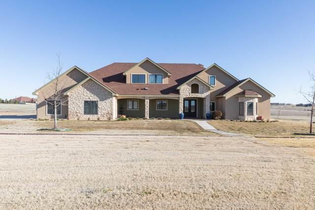 14000 Wild Horse Trl, Amarillo, TX 79118 (#21-1797) :: Elite Real Estate Group