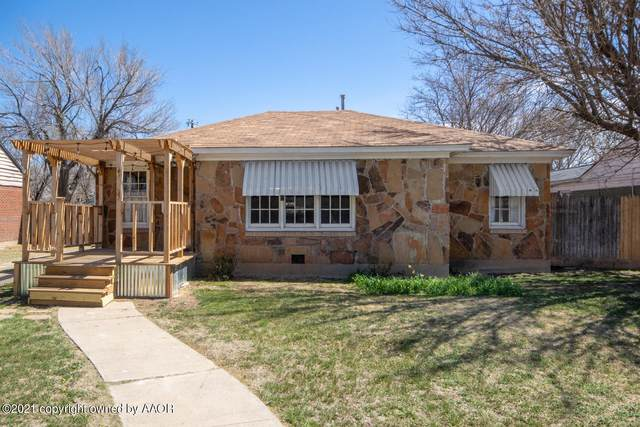 1615 Parker St, Amarillo, TX 79102 (#21-1803) :: Lyons Realty