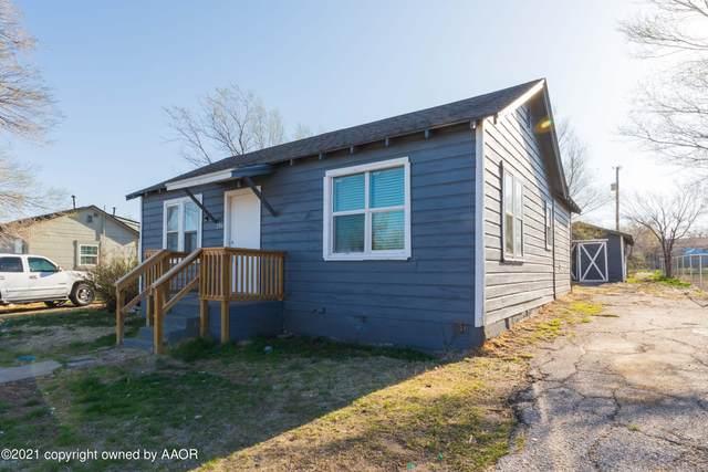 204 Louisiana St, Amarillo, TX 79106 (#21-1821) :: Elite Real Estate Group