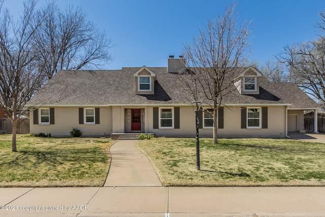 3220 Travis St, Amarillo, TX 79109 (#21-1828) :: Elite Real Estate Group