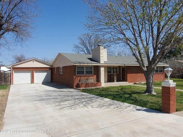 810 Normandy, Dumas, TX 79029 (#21-1844) :: Elite Real Estate Group