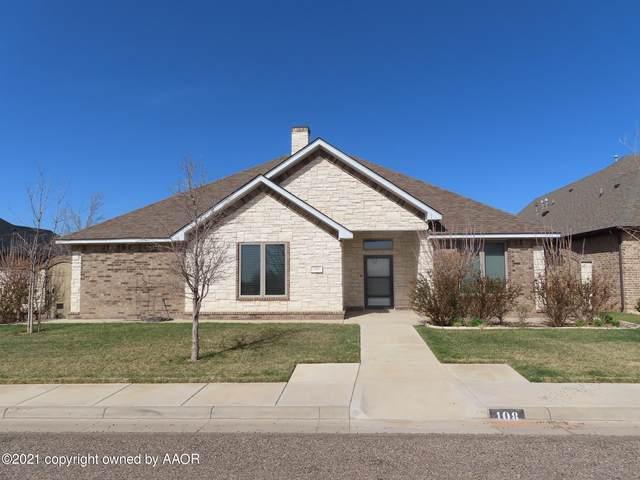 108 Banks Dr, Amarillo, TX 79124 (#21-1849) :: Lyons Realty