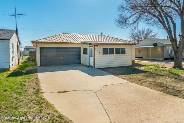 307 Morse Ave, Stinnett, TX 79083 (#21-1862) :: Elite Real Estate Group