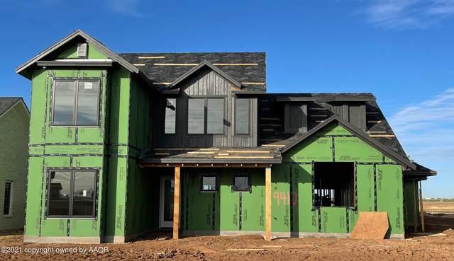 9410 Stonecrest Dr, Amarillo, TX 79118 (#21-1871) :: Meraki Real Estate Group