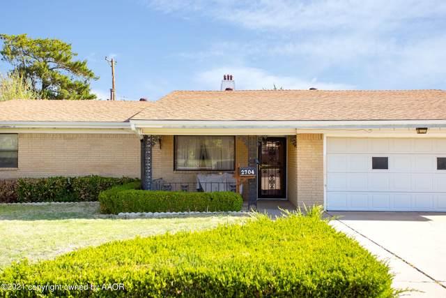 2704 John Dr, Amarillo, TX 79110 (#21-1874) :: Live Simply Real Estate Group