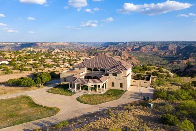 10900 Indian Camp Trl, Canyon, TX 79015 (#21-1880) :: Keller Williams Realty
