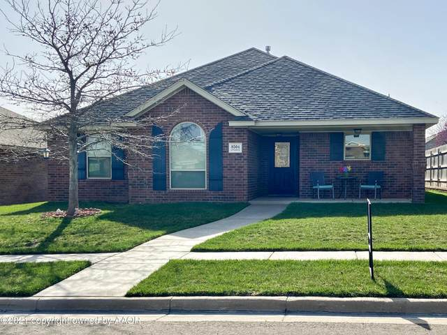 8504 Little Rock Dr, Amarillo, TX 79118 (#21-1882) :: Live Simply Real Estate Group