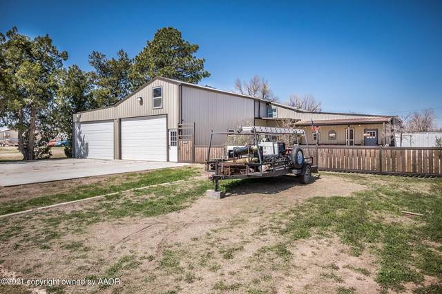 303 5th St, Panhandle, TX 79068 (#21-1883) :: Elite Real Estate Group