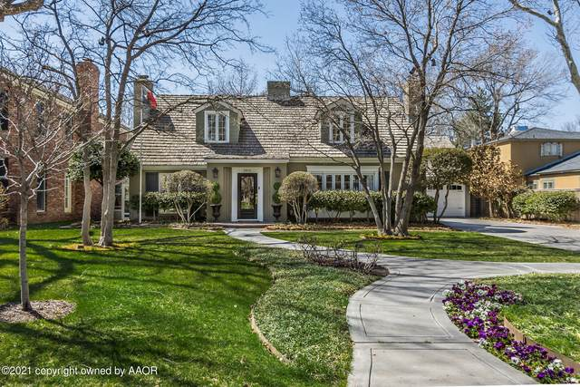 2604 Lipscomb St, Amarillo, TX 79109 (#21-1886) :: Elite Real Estate Group