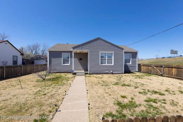 1900 Crockett St, Amarillo, TX 79109 (#21-1891) :: Elite Real Estate Group