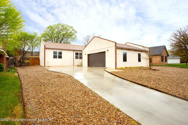 93 Hunsley Hills Blvd, Canyon, TX 79015 (#21-1893) :: Keller Williams Realty
