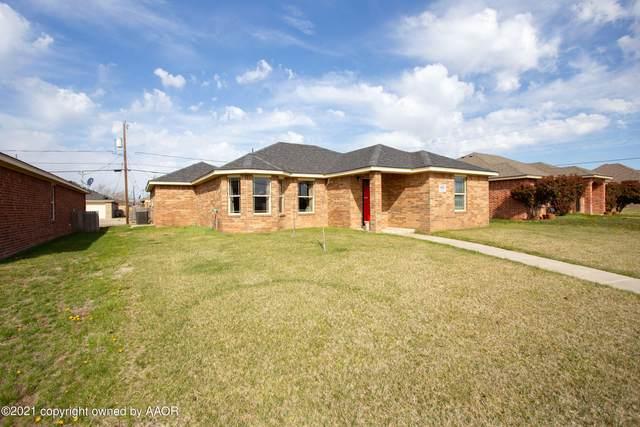 4402 Willow St, Amarillo, TX 79118 (#21-1905) :: Elite Real Estate Group