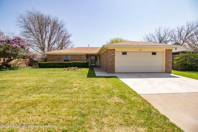 7415 Holyoke Trl, Amarillo, TX 79121 (#21-1907) :: Elite Real Estate Group