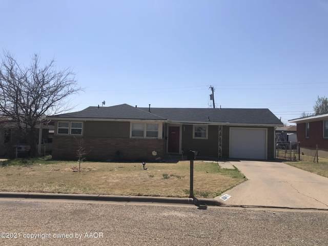 118 Garrett St, Borger, TX 79007 (#21-1915) :: Elite Real Estate Group
