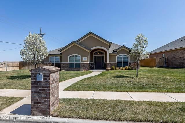 7301 Fargo Dr, Amarillo, TX 79118 (#21-1924) :: Elite Real Estate Group