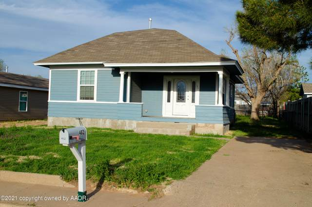 402 Prospect St, Amarillo, TX 79106 (#21-1928) :: Lyons Realty