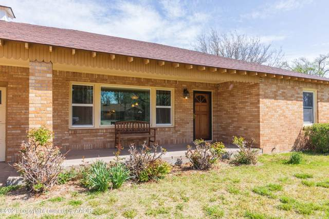 4506 3RD Ave, Amarillo, TX 79106 (#21-1941) :: Elite Real Estate Group