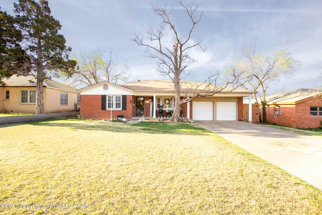 4309 Westhills Trl, Amarillo, TX 79106 (#21-1942) :: Live Simply Real Estate Group