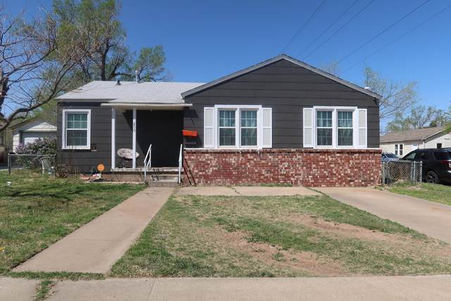 200 Forest St, Amarillo, TX 79106 (#21-1945) :: Lyons Realty