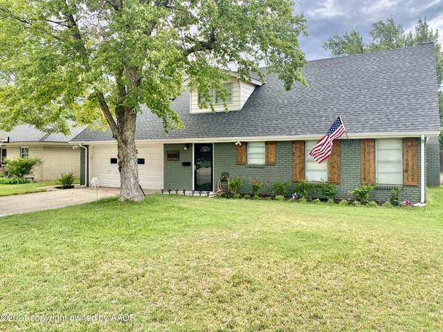3315 Gramercy Pkwy, Amarillo, TX 79106 (#21-1954) :: Elite Real Estate Group