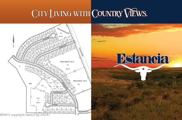 6804 Estancia Dr, Amarillo, TX 79124 (#21-1973) :: Keller Williams Realty