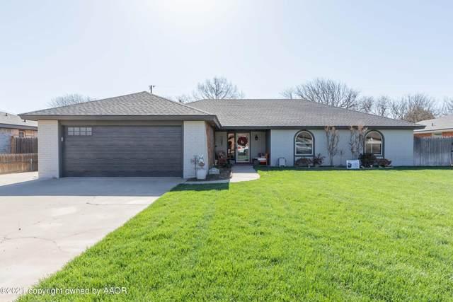 8605 Olympia Dr, Amarillo, TX 79110 (#21-1989) :: Lyons Realty