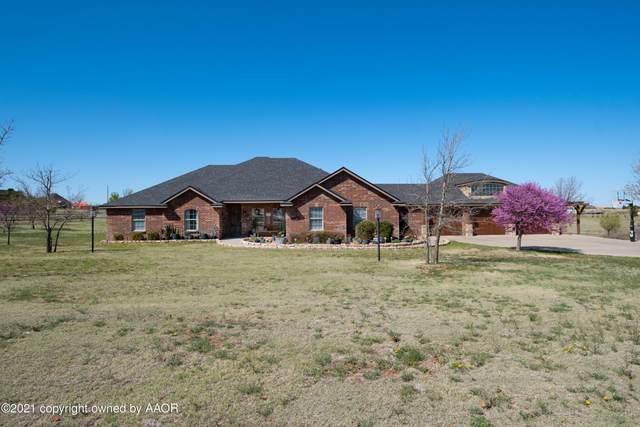 1401 Charolais Trl, Amarillo, TX 79124 (#21-1993) :: Lyons Realty