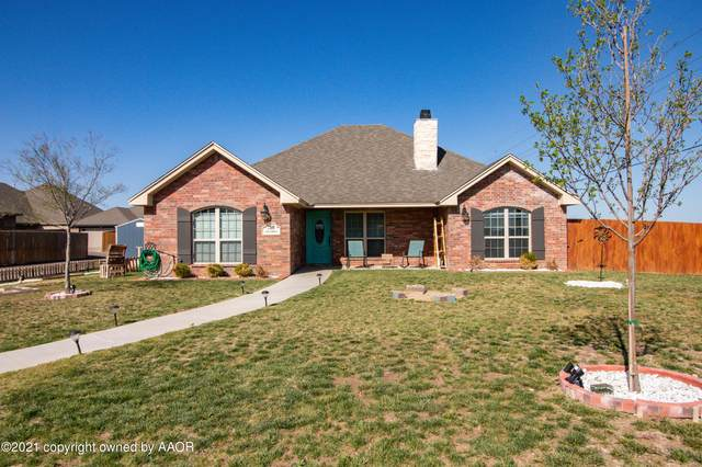 7300 Columbus Dr, Amarillo, TX 79118 (#21-1996) :: Elite Real Estate Group