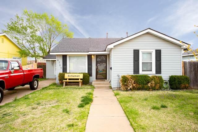 4209 Jackson St, Amarillo, TX 79110 (#21-2007) :: Elite Real Estate Group