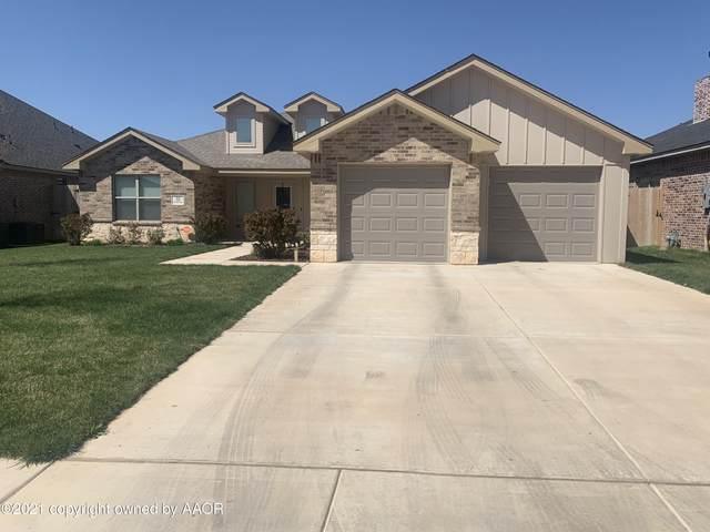 32 Living Way Ln, Canyon, TX 79115 (#21-2010) :: Keller Williams Realty
