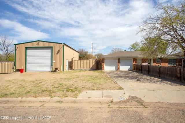 1003 Bonnie Dr, Amarillo, TX 79108 (#21-2014) :: Elite Real Estate Group
