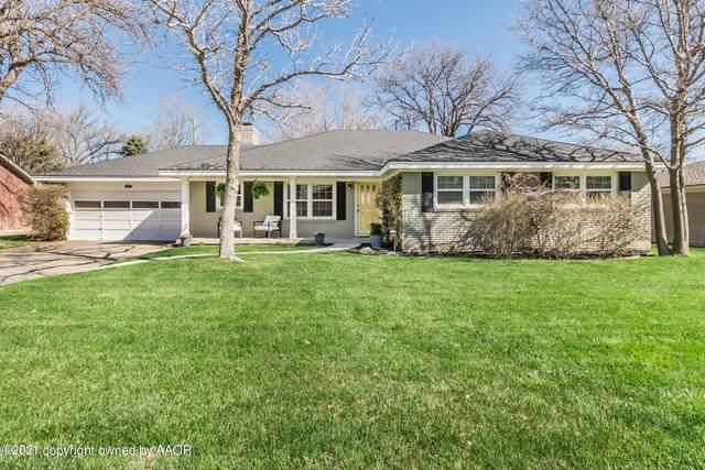 5508 Berget Dr, Amarillo, TX 79106 (#21-2019) :: Elite Real Estate Group