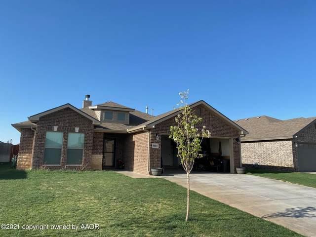 9604 Rockwood Dr, Amarillo, TX 79119 (#21-2022) :: Elite Real Estate Group