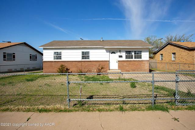 1605 Arapahoe St, Amarillo, TX 79107 (#21-2033) :: Elite Real Estate Group