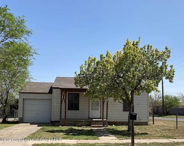 111 Carolina St, Amarillo, TX 79106 (#21-2040) :: Elite Real Estate Group