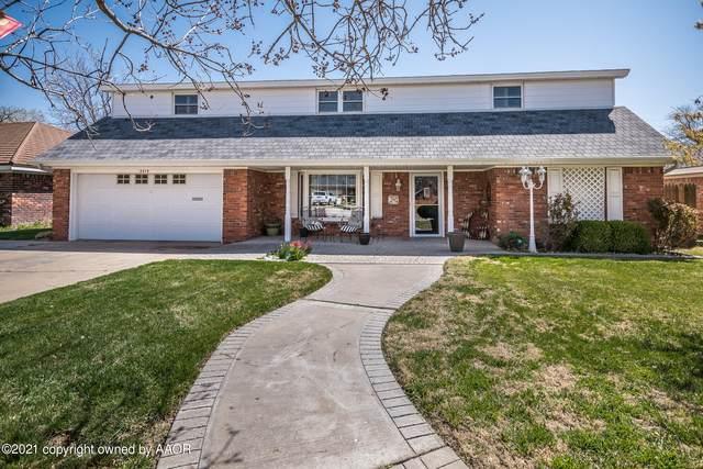 3315 Bush Dr, Amarillo, TX 79106 (#21-2043) :: Elite Real Estate Group