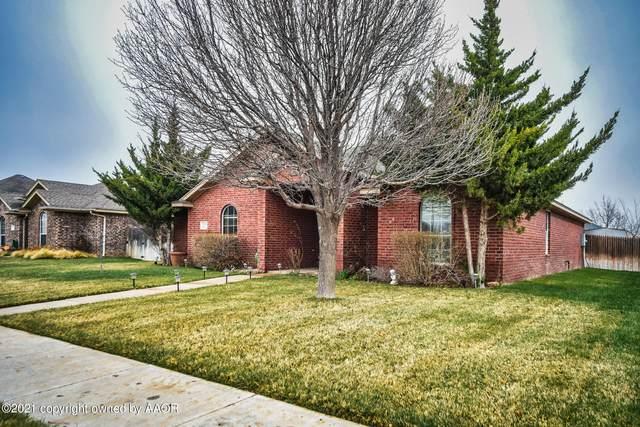 7705 Fresno Dr, Amarillo, TX 79118 (#21-2044) :: Elite Real Estate Group