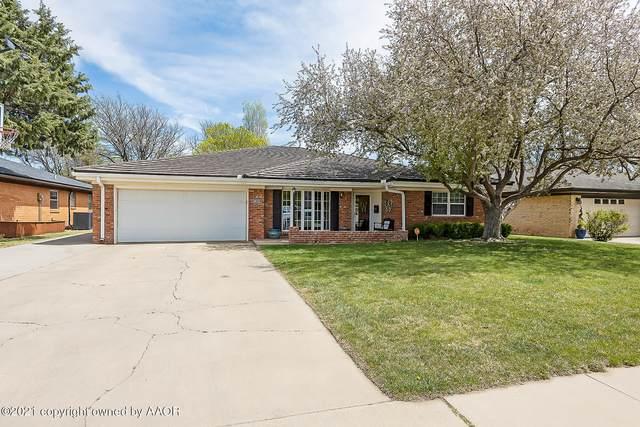 3923 Puckett Dr, Amarillo, TX 79109 (#21-2049) :: Elite Real Estate Group