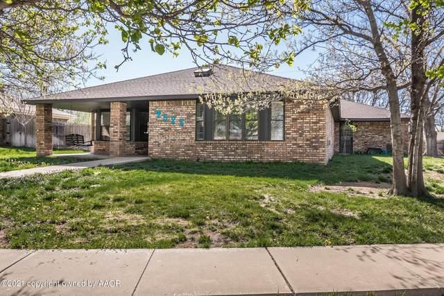 7525 Gainsborough Dr, Amarillo, TX 79121 (#21-2050) :: Lyons Realty