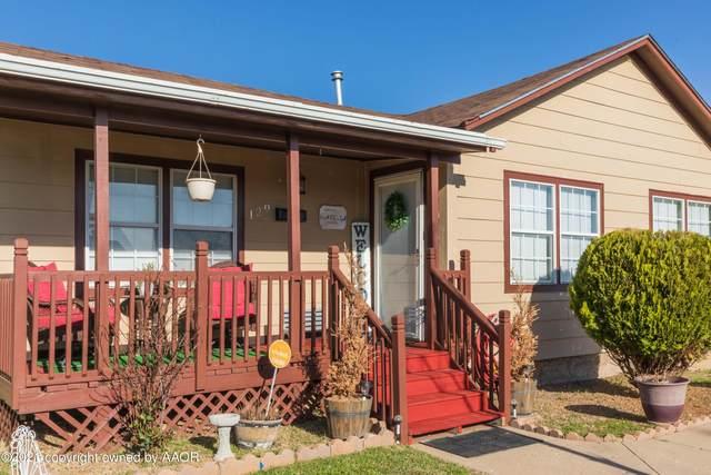 129 Nelson, Pampa, TX 79065 (#21-2052) :: Meraki Real Estate Group