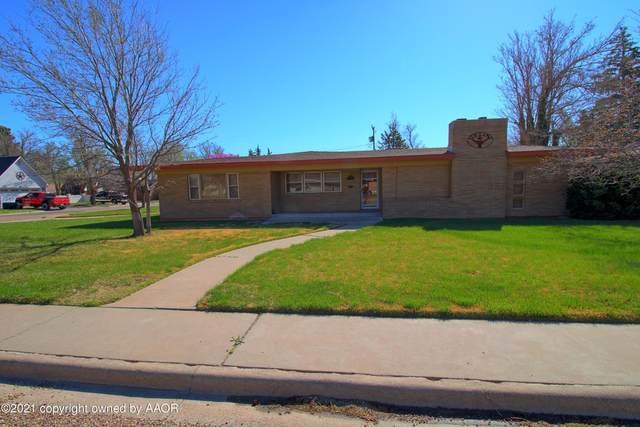 801 Harvard, Perryton, TX 79070 (#21-2057) :: Elite Real Estate Group