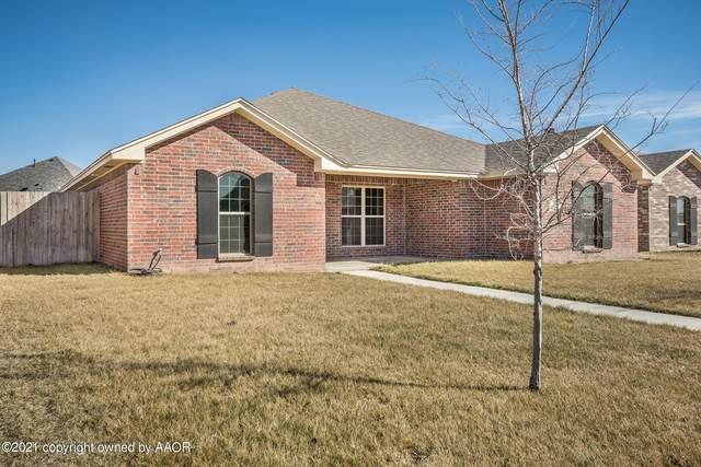7815 Legacy Pkwy, Amarillo, TX 79119 (#21-2069) :: Elite Real Estate Group
