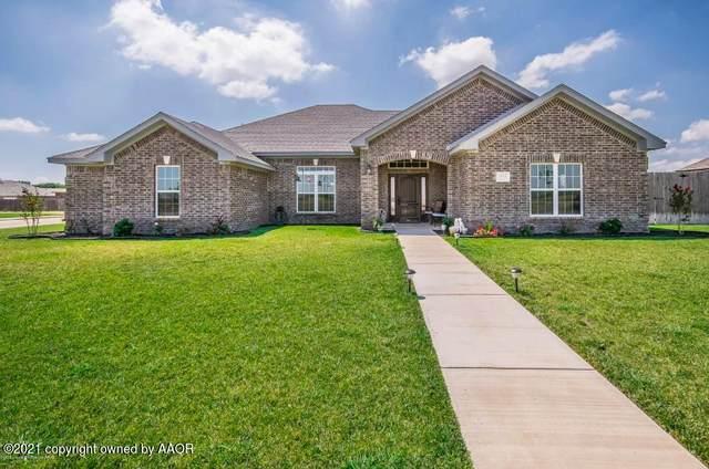 1612 Madison Ave, Dumas, TX 79029 (#21-2077) :: Elite Real Estate Group