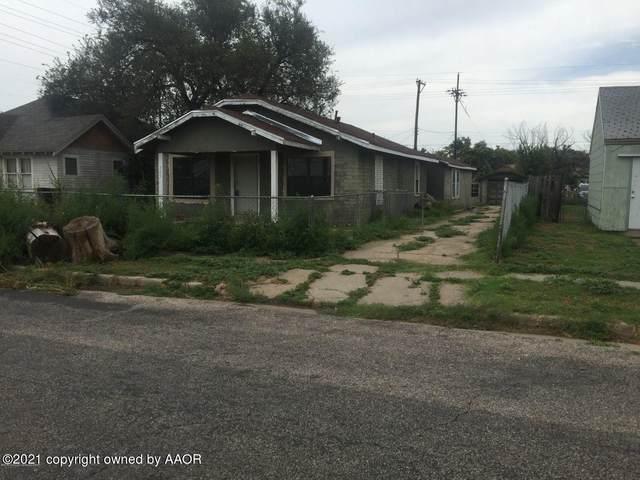 203 Florida St, Amarillo, TX 79106 (#21-2080) :: Elite Real Estate Group