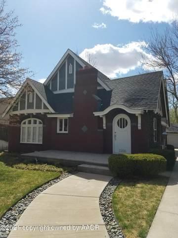 2206 Hayden St, Amarillo, TX 79109 (#21-2095) :: Elite Real Estate Group