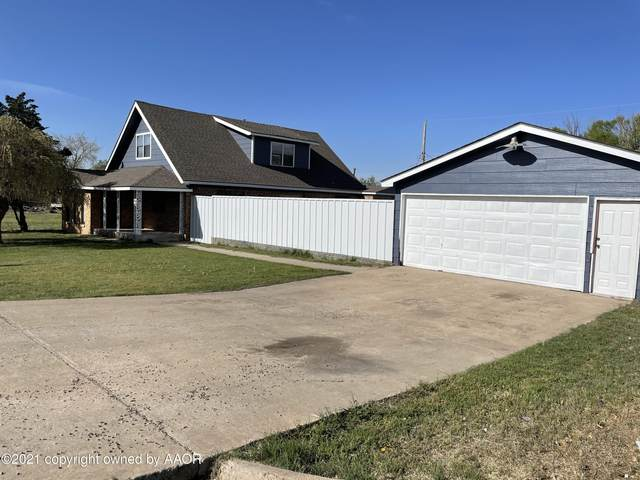 108 Clubhouse Dr, Borger, TX 79007 (#21-2097) :: Elite Real Estate Group